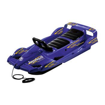 AlpenGaudi Double Race Lenkbob blau
