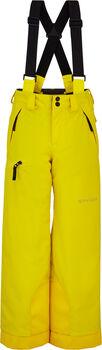Spyder Propulsion Skiträgerhose gelb