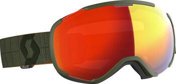 SCOTT Faze II LS Skibrille grün