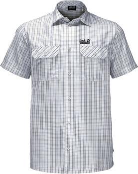 Jack Wolfskin Thompson Hemd Herren cremefarben