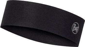 Buff CoolNet® Slim R-Solid Black Stirnband schwarz