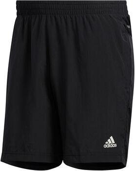adidas Run It 3-Streifen PB Shorts Herren schwarz