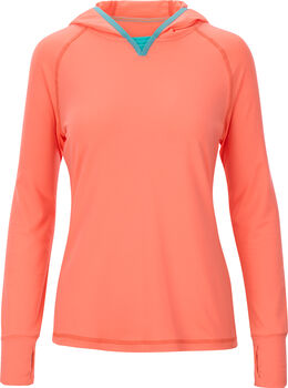 PRO TOUCH Pana Hoodie Damen orange