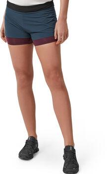 On Running Shorts Damen blau