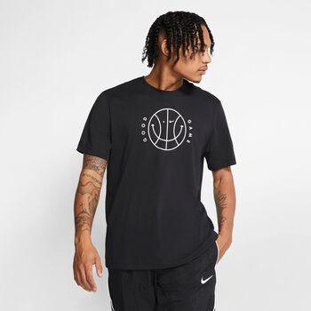 Nike Dry Verbiage T-Shirt schwarz