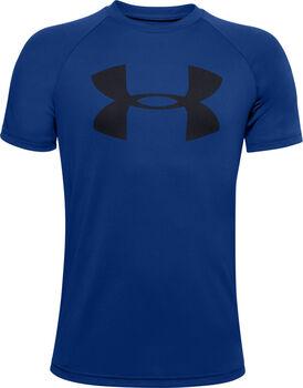 Under Armour Tech™ Big Logo T-Shirt Jungen blau