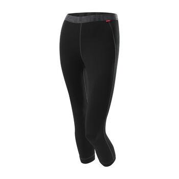 LÖFFLER 3/4 Unterhose TRANSTEX® Merino Damen schwarz