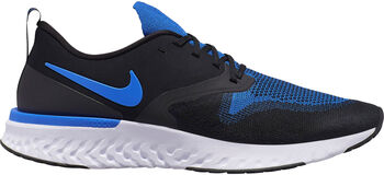 Nike Odyssey React Flyknit 2 Laufschuhe Herren grau