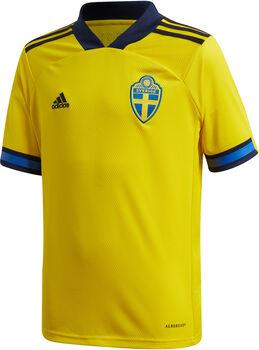 adidas Schweden 20/21 Heimtrikot gelb
