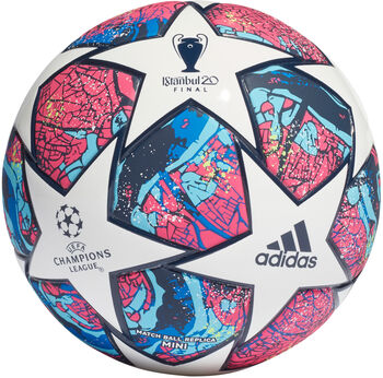 ADIDAS UCL Finale Istanbul Miniball weiß