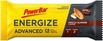 PowerBar  Energize Advanced Riegel  braun