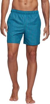 adidas Check CLX Badeshorts Herren blau
