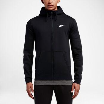 Nike Sportswear Full Zip Kapuzenjacke Herren schwarz