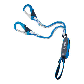 CAMP Kinetic Rewind Pro Klettersteigset blau