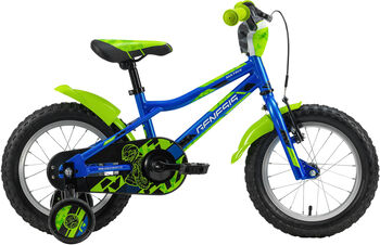 """GENESIS Matrix 14 Fahrrad 14"""" blau"""