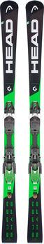 Head Supershape i.Magnum SW Ski ohne Bindung schwarz
