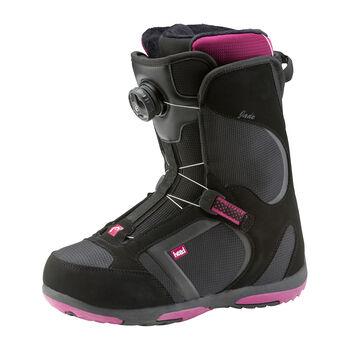 Head Jade Boa Snowboardschuhe Damen schwarz