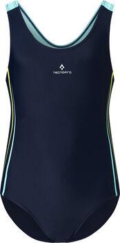 TECNOPRO Rabia Badeanzug blau