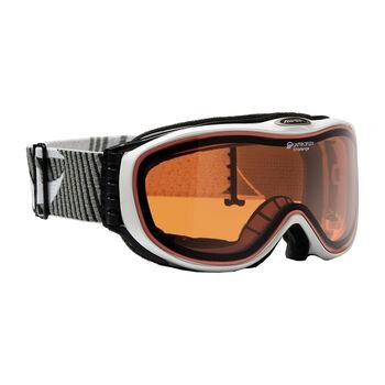 ALPINA Challenge 2.0 Skibrille weiß
