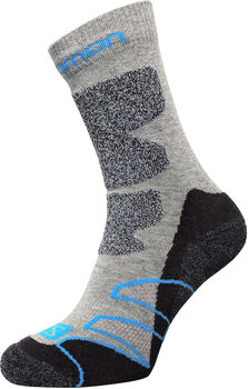 Salomon Performance Pro Wandersocken Herren grau