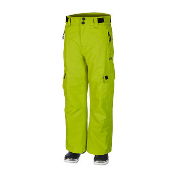 Rehall Snowboardhose Carter-R grün