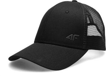 4F  Kappe  schwarz