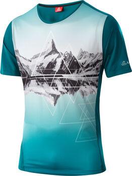 LÖFFLER Peaks T-Shirt Herren grün