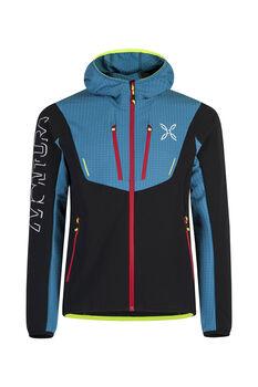 Montura Ski Style Hoody Jkt Tourenjacke mit Kapuze Herren schwarz