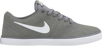Nike SB Check Solar Skateschuhe Herren grau