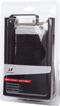 PRO TOUCH Pro 4000 Tischtennisnetz-Set schwarz
