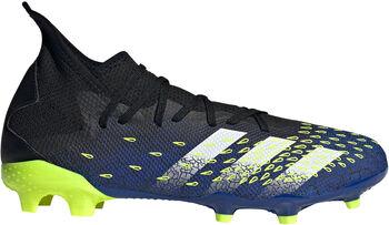 adidas Predator Freak. 3 FG Fußballschuhe Herren schwarz