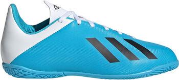 adidas X 19.4 IN Hallenfußballschuhe blau