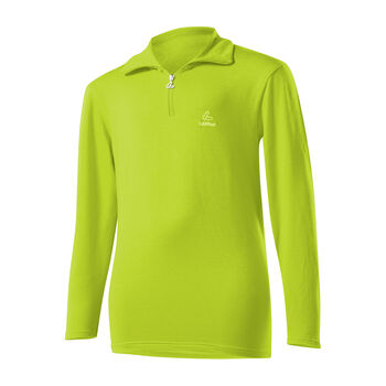 LÖFFLER Basic Transtex® Langarmshirt grün
