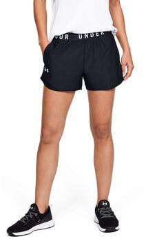 Under Armour WoPlay Up 3.0 Shorts Damen schwarz