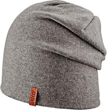Areco Cashmere Mütze Herren grau
