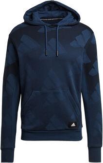Sportswear Allover Print Hoodie