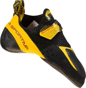 La Sportiva Solution Comp Kletterschuhe schwarz