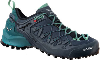 Salewa Wildfire Edge GTX Adventureschuhe Damen blau