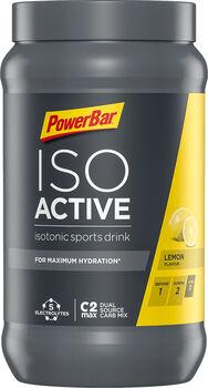 PowerBar  Isoactive Getränkepulver gelb