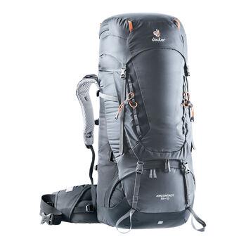 Deuter Aircontact 55 + 10 Trekkingrucksack grau