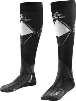 LÖFFLER Transtex® Merino Socken schwarz