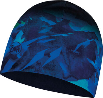 Buff Microfaser Polar Mütze blau