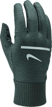 Nike Sphere Laufhandschuhe grau