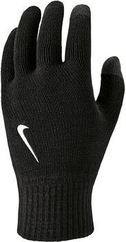 Nike Knitted Tech Grip Laufhandschuhe schwarz
