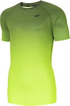 4F T-Shirt Herren grün