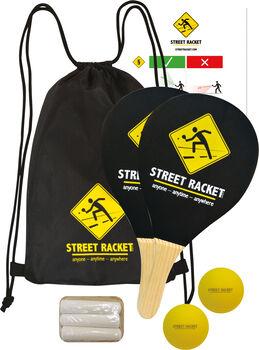Schildkröt Street Racket-Set schwarz