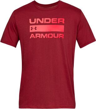 Under Armour Team Issue Wordmark T-Shirt Herren pink