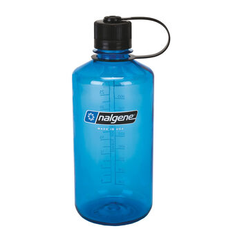 Nalgene Narrow Mouth 1l Trinkflasche blau