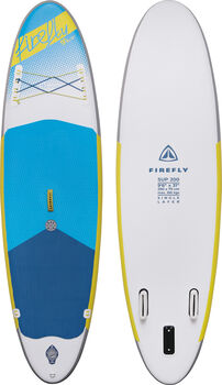 FIREFLY iSUP 200 II Stand-Up-Paddle-Set weiß