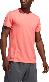adidas AEROREADY 3-Streifen T-Shirt Herren pink